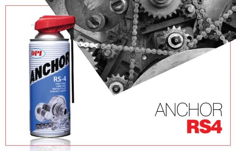 DPI Sendirian Berhad - Products - Aerosol Spray Paint - Anchor RS4